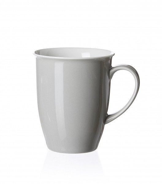 Kaffeebecher Doppio grau