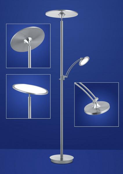 LED-Stehleuchte Loop