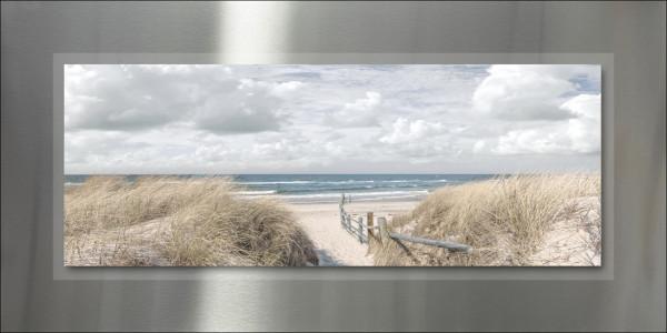 Alu-Bild Beach I