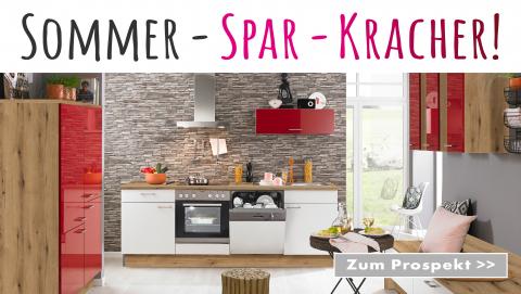 Sommer-Spar-Kracher Prospekt bei Pilipp in Ansbach, Bamberg und Bindlach