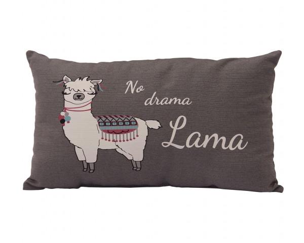 Dekokissen Lama