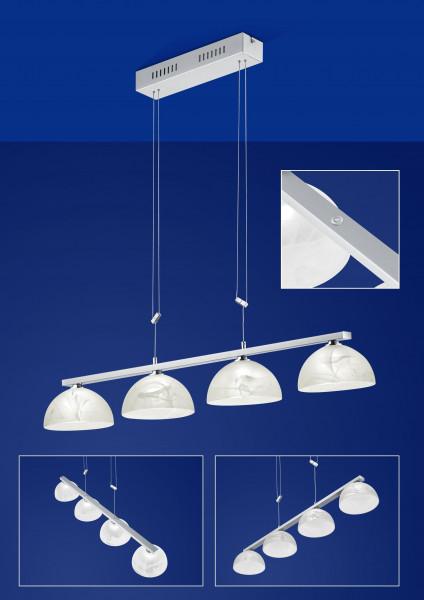 LED-Pendelleuchte Ebro