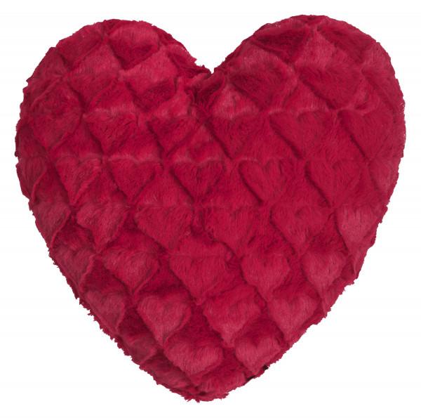 Herzkissen Fluffy Hearts