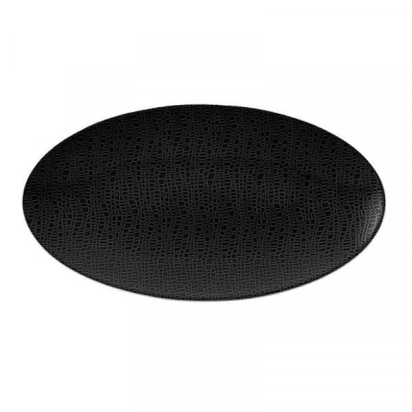 Servierplatte Life Fashion - glamorous black