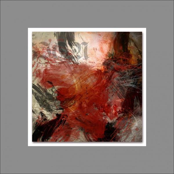 Alu-Bild Abstraction VI