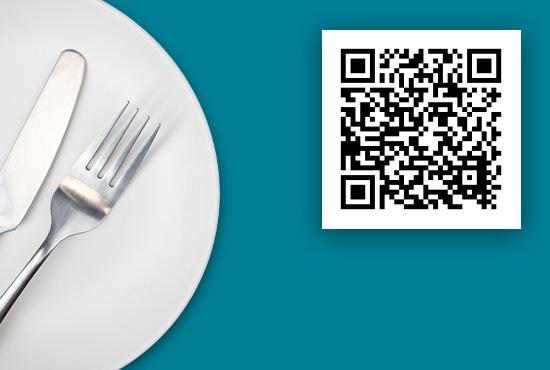 Speisekarte für Ansbach als PDF