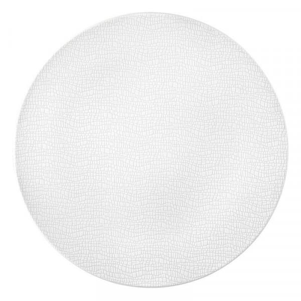 Servierplatte Life Fashion - luxury white