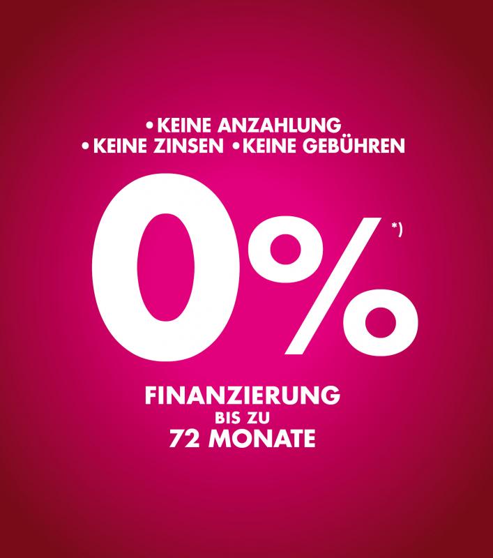 0% Finanzierung bei Pilipp in Bamberg