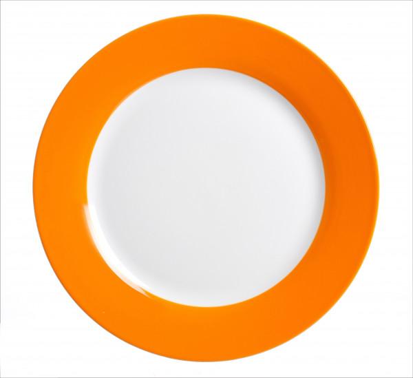 Teller Doppio orange