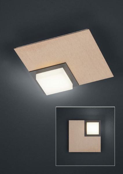 LED-Deckenleuchte Quadro