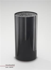 Messerblock Black Pearl