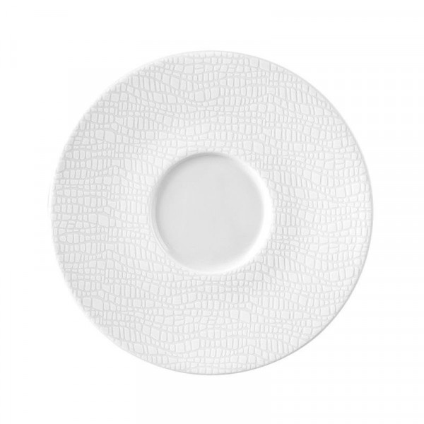Kombi-Untertasse Life Fashion - luxury white