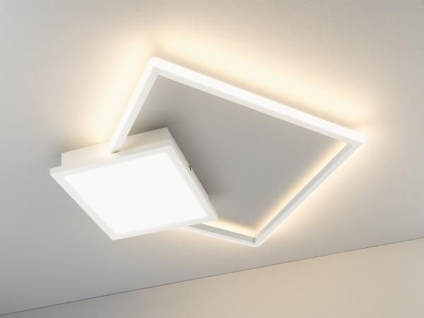 LED-Deckenleuchte Corner
