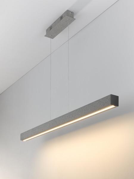 LED-Pendelleuchte MONDO Graphit