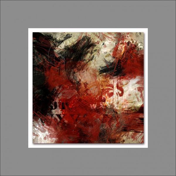Alu-Bild Abstraction VII