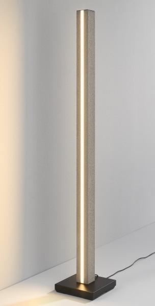 LED-Stehleuchte MONDO Graphit