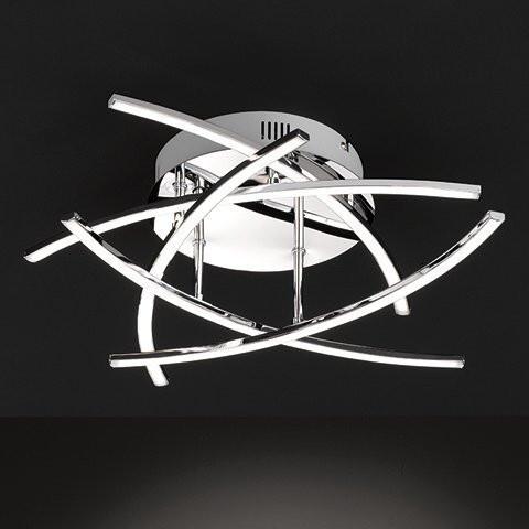 LED-Deckenleuchte Cross