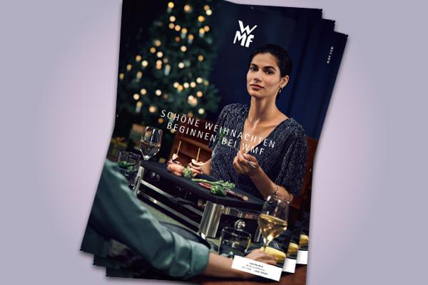 WMF Weihnachtsprospekt 2021