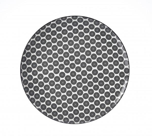 Speiseteller Takeo Circles