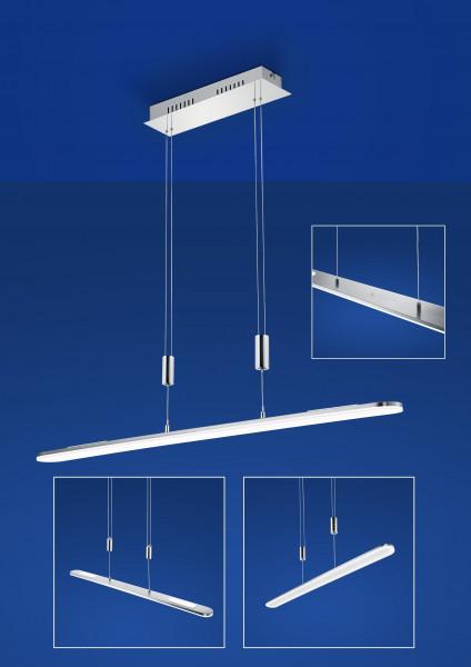 LED-Pendelleuchte Cadiz