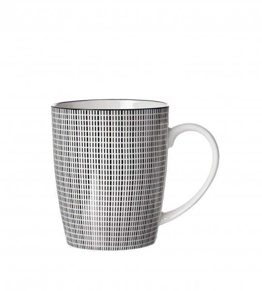 Kaffeebecher Takeo Stripes