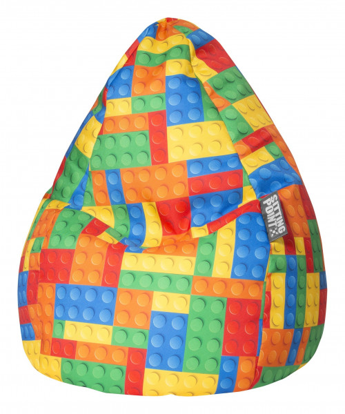 Sitzsack Bricks L