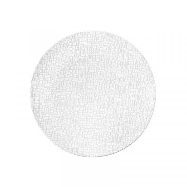 Frühstücksteller Life Fashion - luxury white