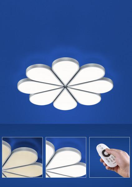 LED-Deckenleuchte Flower