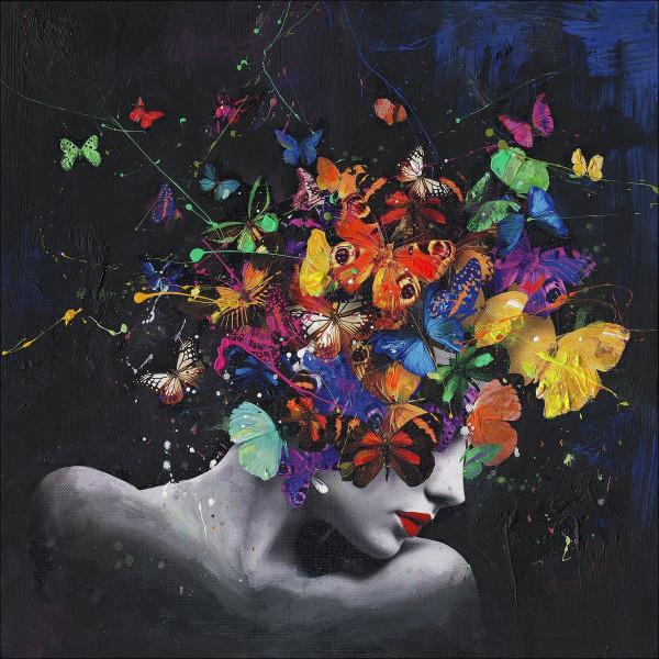Original-Bild Colourful Collection IV