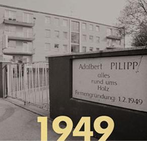Möbel PiLiPP 1949