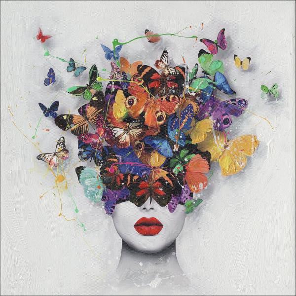 Original-Bild Colourful Collection I