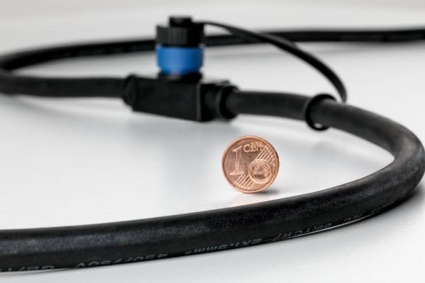 Gummischlauch-Leitung Outdoor Plug & Shine