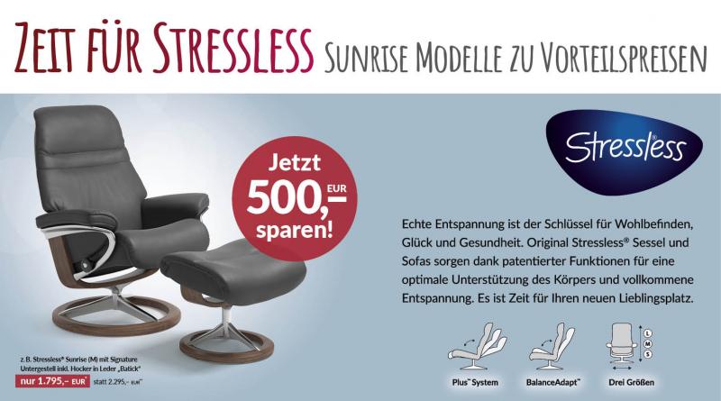 Stressless SUNRISE