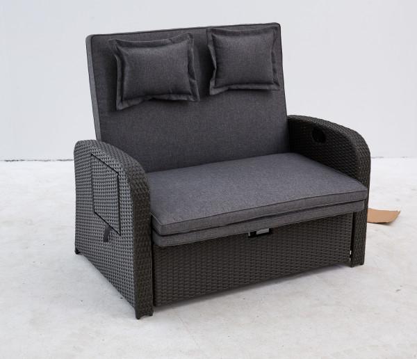 Garten-Sofa 2-Sitzer Lisanna