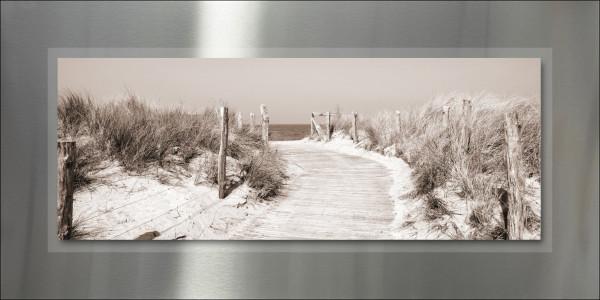 Alu-Bild Beach III
