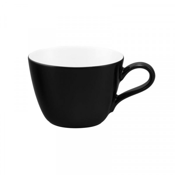 Kaffeeobertasse Life Fashion - glamorous black