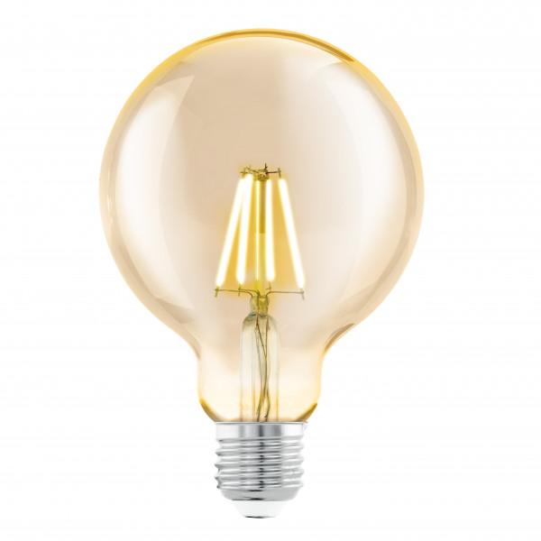 LED-Leuchtmittel Globe G95