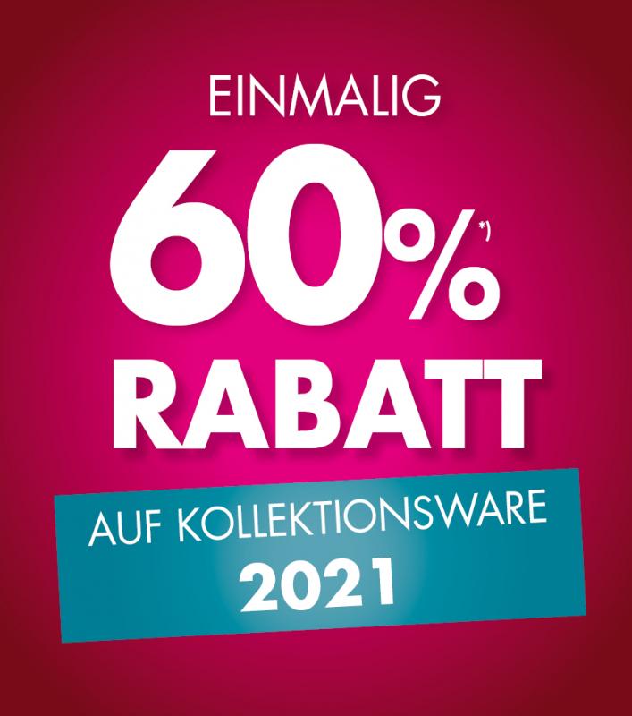 60% Rabatt auf Gartenmöbel Kollektionsware